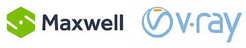 maxwell vray